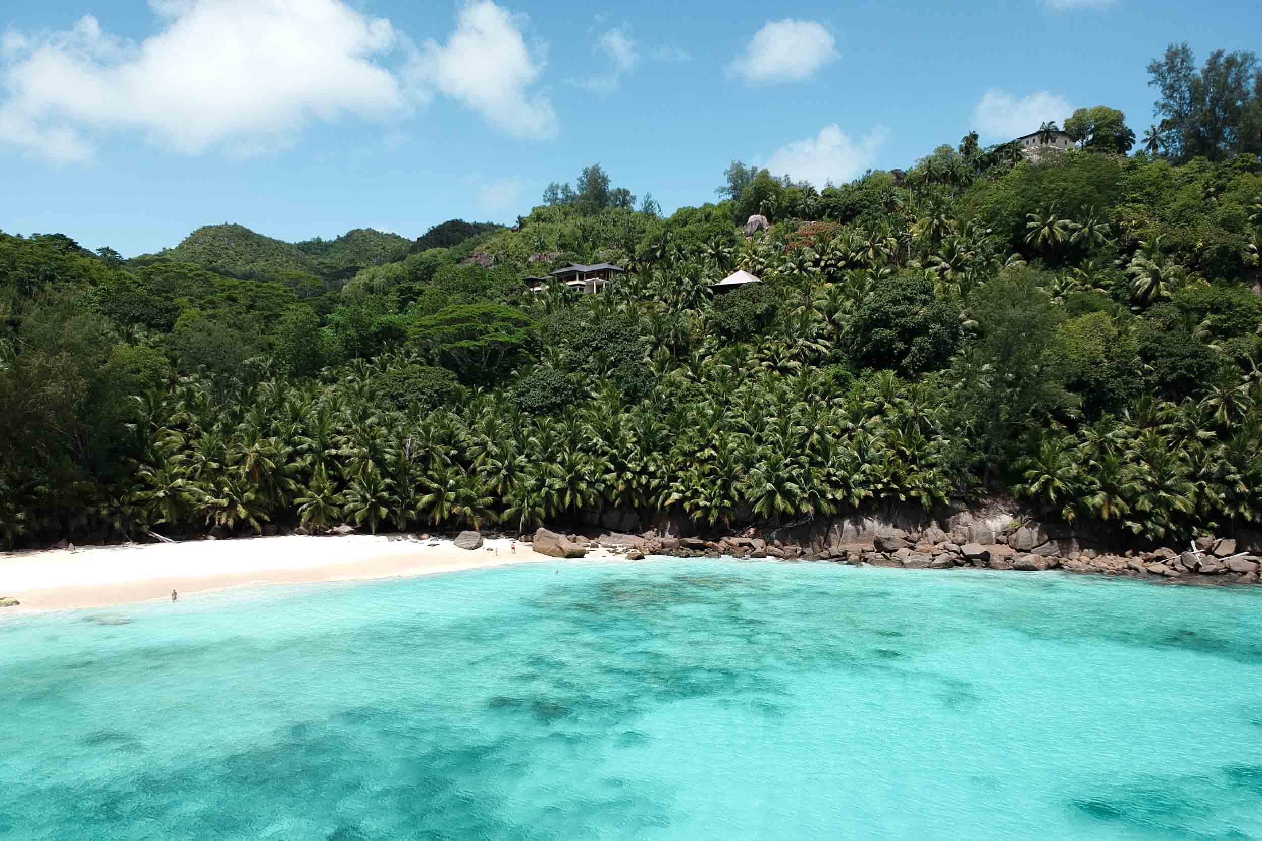 Seychelles Mahe Travel Guide Anse Intendance Beach