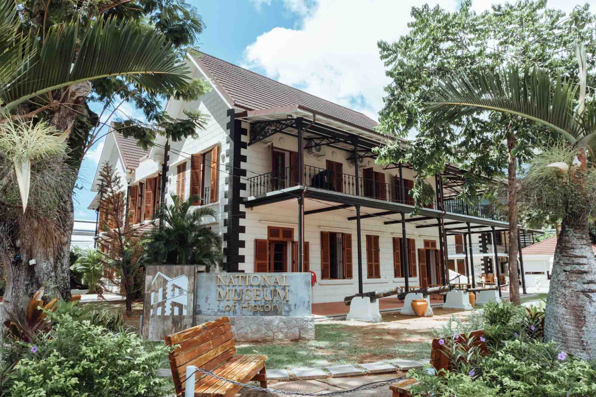 Seychelles Mahe Travel Guide National Museum of History