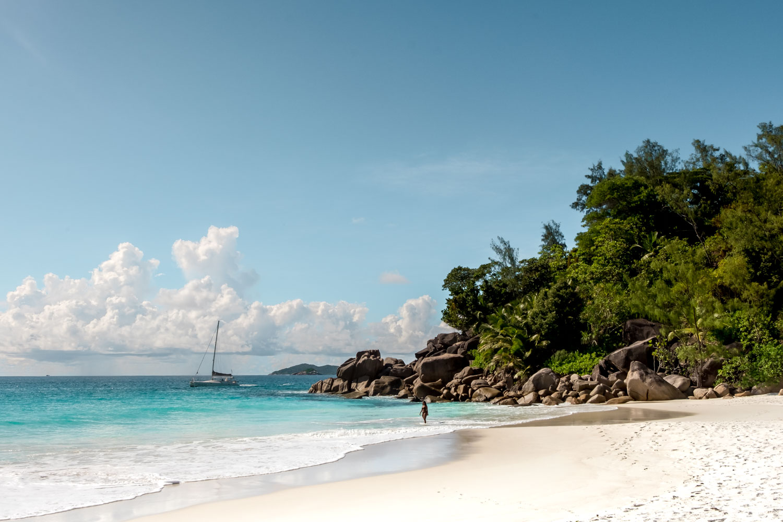 Praslin Travel Guide Seychelles Anse Georgette