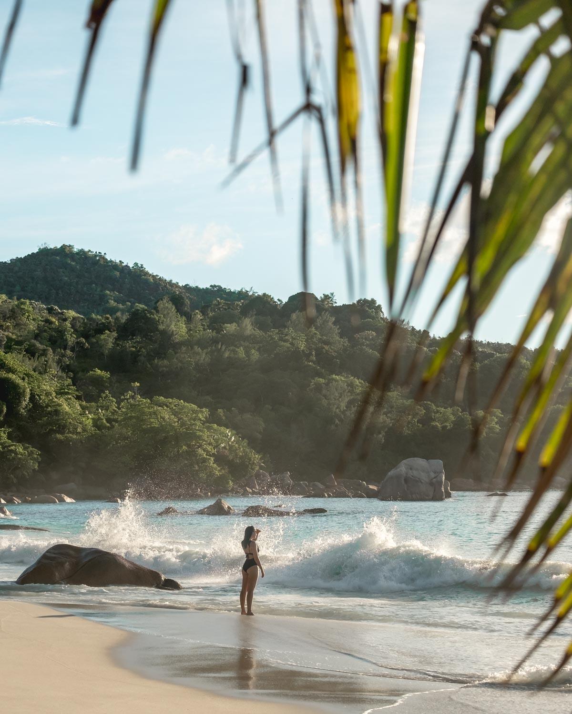 Praslin Travel Guide Anse Lazio Seychelles