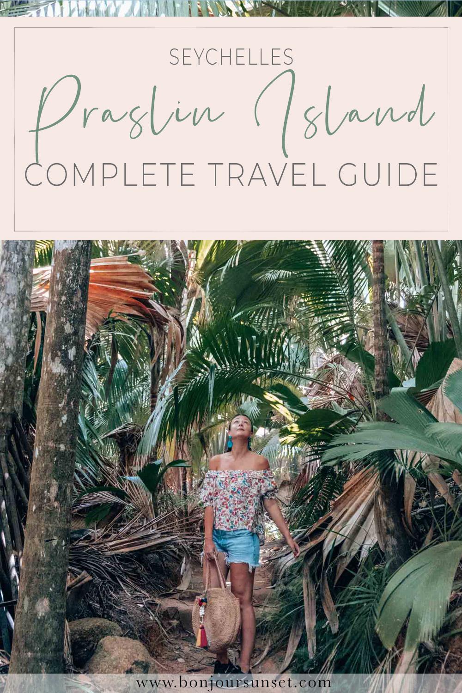 What to do in Praslin Seychelles